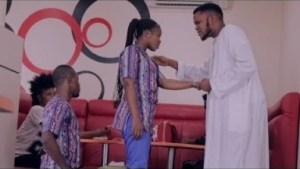 Zfancy Tv Comedy - Uk Boyfriend Proposed Fake Prohecy  (African Pranks)